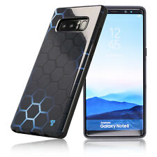 PULSARplus® Samsung Galaxy Note 8 Hülle Handy Case Schutzhülle Bumper Schwarz