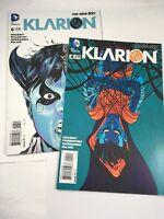 Klarion # 4 & 6 2 Comic Lot DC Comics New 52 2015 VF