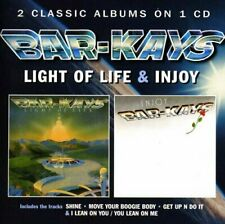 The Bar-Kays - Light Of Life / Injoy [CD]