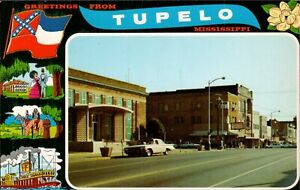 Greetings from Tupelo, Mississippi