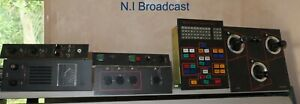 Rank cintel telecine remote panels / modules for desk  all sold as shown include
