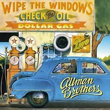 Wipe the Windows, Check the Oil, Dollar Gas by The Allman Brothers Band (Vinyl, Jul-2016, 2 Discs, Mercury)