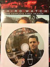 Third Watch – Season 1, Disc 3 REPLACEMENT DISC (not full season)