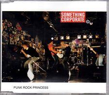 SOMETHING CORPORATE - PUNK ROCK PRINCESS - RARE 2003 PROMO CD SINGLE