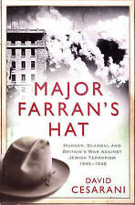 Major Farran's Hat: Counter-Terrorism, Murder, and Cover-Up in-ExLibrary