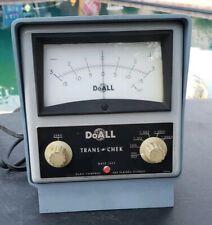DoALL Trans Chek Amplifier