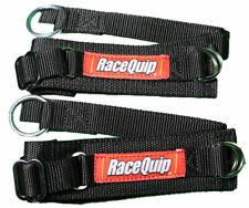 Racequip Arm Restraints BLACK Race Car Racing Restraint Open Wheel