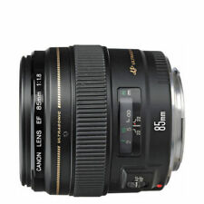 85mm Fixed/Prime Lenses for Canon Cameras