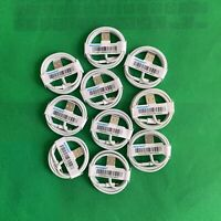 10X Foxconn OEM USB Lightning Charger&Data Sync Cable Lead For iPhone 6 7 8 xs