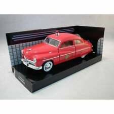 American Classics - 1949 Mercury Coupe Fire Chief   1:24