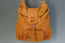 Authentic See By Chloe Shoulder Bag Brown Leather Free Shipping 929f37
