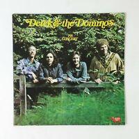 DEREK & THE DOMINOS In Concert 2479101 UK Dbl LP Vinyl VG++ GF RSO Eric Clapton