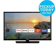 Hitachi 32HB26T61U 32 Inch HD Ready 720p Smart WiFi LED TV - Black