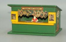 AMERICAN FLYER ORIGINAL WOODEN S-GAUGE 271 WHISTLE STOP NEWSSTAND