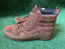 Vans Sk8 Hi MTE Sequoia/Gum  Skate Shoes Mens Size 10 New With Tags