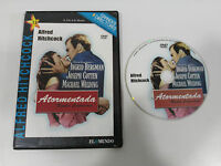 ATORMENTADA UNDER CAPRICORN DVD SLIM HITCHCOCK INGRID BERGMAN ESPAÑOL ENGLISH