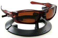 New Monster Pup Sunglasses Crystal Rust Frames/ Brown Polarized Lenses