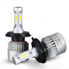 H4 9003 8000LM 6000K Car COB LED Conversion Headlight Bulb Hi/Lo Beam White
