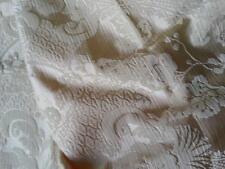 MARCATO tessuto stoffa scampolo damasco misto cotone design ALHAMBRA DAMASCATO