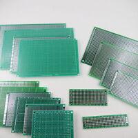 2,54mm Lochrasterplatine Prototyp Platine Einseitig Doppelseitig Leiterplatte