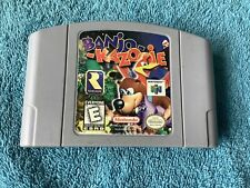 Banjo-Kazooie (Nintendo 64, 1998) N64