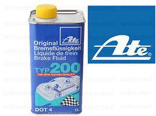 DOT 4 TYP 200 –  Brake Fluid  Super Gold (High Boiling Point)