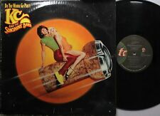 Rock Lp Kc & The Sunshine Band Do You Wanna Go Party On Tk