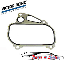 NEW Porsche 924 944 968 Engine Oil Filter Flange Gasket Victor Reinz 21543008071