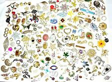 Vintage Lot! Brooch 172 Brooches Pin Pendants LISNER SARAH AVON CORO Gerry's+