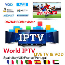 IP TV [WORLD CHANNELS] [1-3-6-12 MONTHS] [NO BLOCKS/FREEZINGS] [ADULTS]