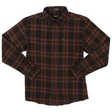 MATIX Lincoln Flannel Shirt (L) Black