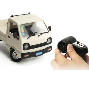 WPL D12 1/16 RC Car Full-scale Simulation Remote Control Car RC Model Car Truck