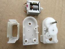 DC 3V~6V 140RPM Mini 030 7-type Reducer Gear Motor Plastic Gearbox For Toy Car