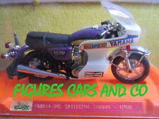 MOTO GUILOY 1/18 YAMAHA OHC 750   NEUVE EN BOITE