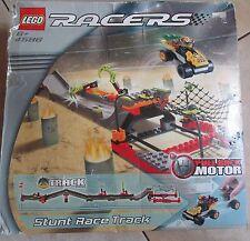 Lego 4586 Racer Stunt Race Track complet + notice + Boîte de 2002