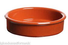 10x Azofra Classic Tapas Dish 14cm Oven Proof Terracota Ceramic Sharing Platters