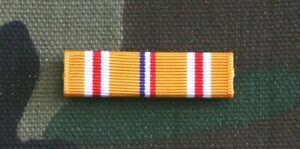 WWII ASIATIC PACIFIC CAMPAIGN MEDAL RIBBON BAR