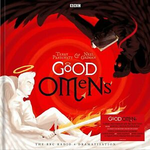 Good Omens (Deluxe 180 gm 4 LP set) BBC Radio 4 Dramatisation