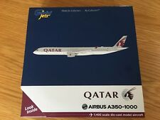 QATAR Airbus A350-1000 Diecast Model 1:400 Gemini Jets A7-ANA A350 GJQTR1682
