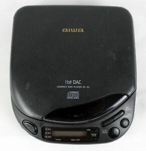 AIWA XP 33 Portable Compact Disc CD Player Walkman Discman