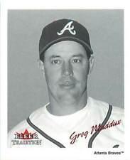 2003 Fleer Tradition Black-White Goudey Red #15 Greg Maddux #'d 428/500