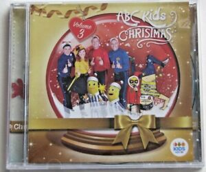 ABC FOR KIDS...ABC KIDS CHRISTMAS VOLUME 3...BRAND NEW AND SEALED 12 TRACK CD
