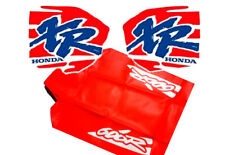 Kit Decals + Seat cover Honda Xr 600 XR600R XR600 1994 Free Shipping Worldwide