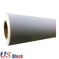 """USA Stock! (240gsm) Eco-Solvent Matte Polyester Canvas Roll 50""""(1.27m)"""