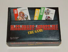 Missionary: Impossible The Game Complete In Box Aspen Books R10962