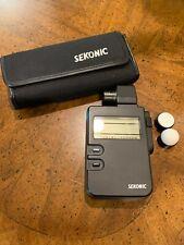 Sekonic L-318B Camera Light Flash Meter