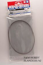 New Tamiya 54170 RC TA05VII Drive Belt (342mm) - Version II Low Friction