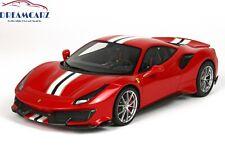 BBR P18145A 1/18 Ferrari 488 Pista 2018 Geneva Auto Show - Limited 488 pcs!