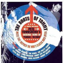 UNCUT The Roots Of Tommy 14-trk CD NEW Pete Townshend Pretty Things Procol Harum