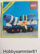 Lego® 6682 Legoland Town Bauanleitung Betonmischer